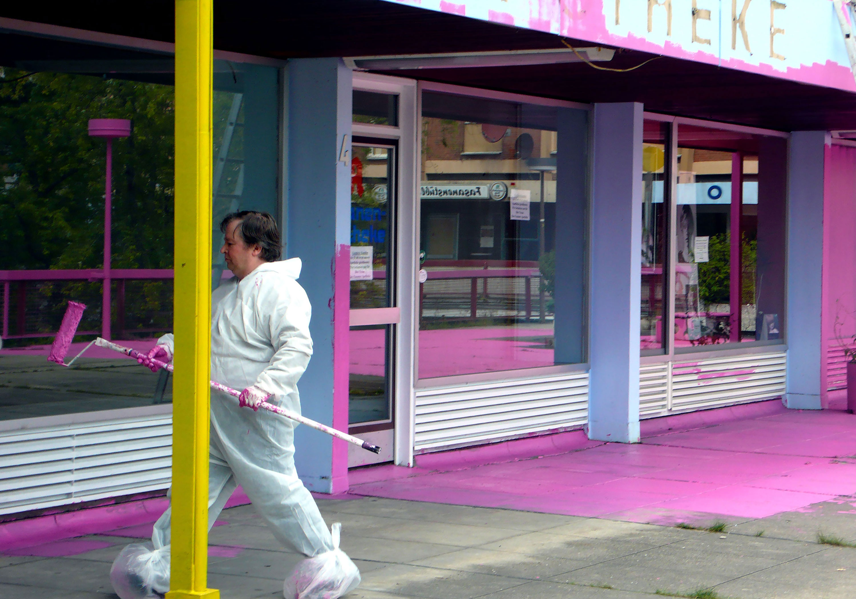 Das große Pink