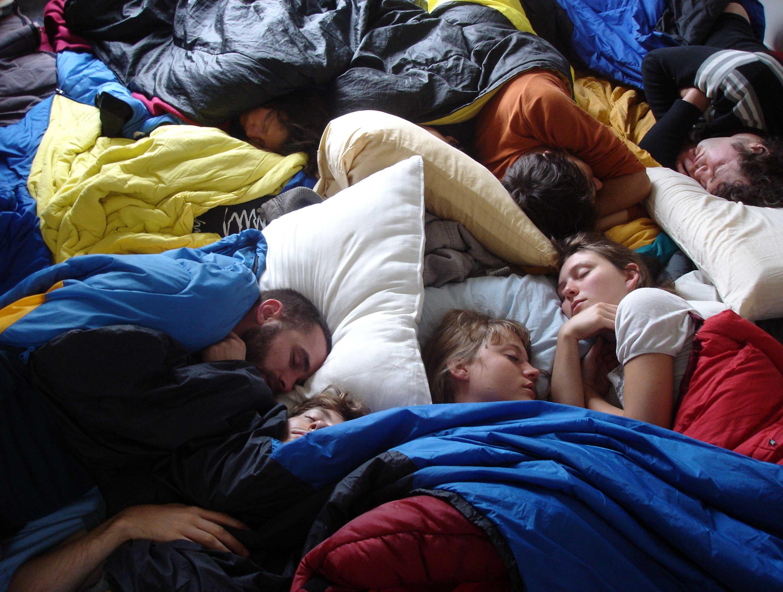 Sleeping Artists